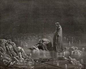 Gustav Dore: Fra Dantes Helvede